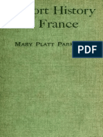 A Short History of France by Mary Platt Parmele