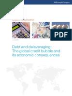 MGI Debt and Deleveraging Executive Summary