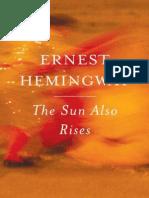 Ernest Hemingvej - Sunce Se Ponovo Radja