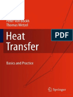 Heat Transfer Basics and Practice
