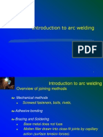 Arc Welding Processes