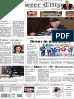 Greer Citizen E-Edition 2.19.14