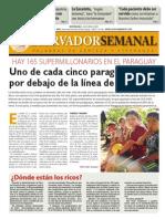 Observador Semanal del 20/02/2014