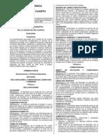 Carta Organica Rio Cuarto