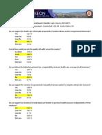 McKeon Constituent Survey Results