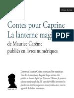DP eBook Careme