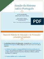 Organização-do-Sistema-Educativo-Português