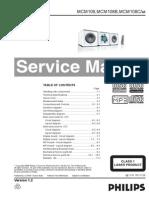 MANUAL DE SERVIÇO MCM108-55