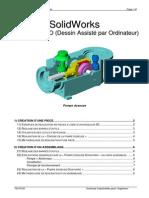 Découverte du logiciel SolidWorks