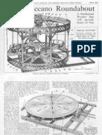 Meccano - SuperModels No 8 - Roundabout (1928)