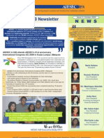 AIESEC in IUB Newsletter (October 2009)
