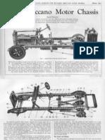Meccano - SuperModels No 1 - New Motor Chassis (1928)