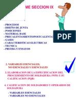 2. Calificacion de Procedimiento Asme Secc. Ix