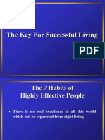 7 Habits of Highly Effective People PPT - Covey Stephen