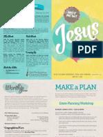 02.23.14 Genesis Bulletin | First Presbyterian Church of Orlando