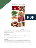 8 Super Alimentos Para Controlar La Diabetes