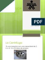 La Centrifuga