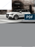 Audi A1 Catalogue (UK)