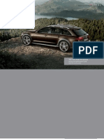 Audi A6 allroad Catalogue