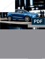 Audi RS Q3 Catalogue (UK)