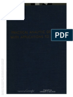 Practical Analytic Geometry With Applications to Aircraft 1