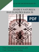 Santidade e Natureza das Eleições Bahá'ís, A.pdf