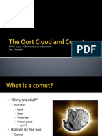 The Oort Cloud and Comets