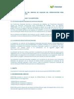 Condiciones Generales Alquiler Router Banda Ancha