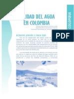 Calidad Del Agua en Colombia Dto. 475