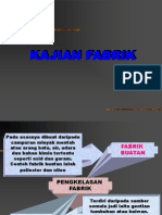 Ti&T2 Kajian Fabrik &Fungsi Pakaian