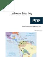 Latinoamérica  MENTIRAS Y MEDIOS