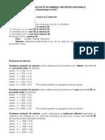Structura cursului + evaluare