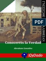Conoceréis la Verdad - Abraham González Lara (2012)