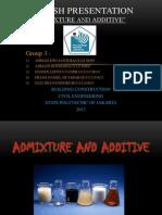 Admixture (English)