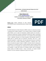 MÉTODOS GRÁFICOS DEL ANÁLISIS EXPLORATORIO DE DATOS