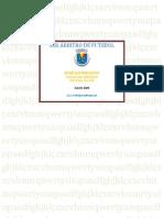 Cartaz curso candidatos a árbitros futebl e futsal
