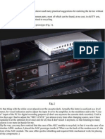 A high-performance, automatic gain control (AGC)  and dynamic range compression device for hi-fi audio systems