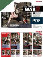 CrossCore Rotational Bodyweight Training Mens Fitness Article