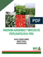 Panorama Agronomico Mercado