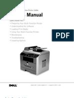 Dell 1600N Manual