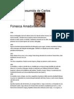 Biografía resumida de Carlos Fonseca