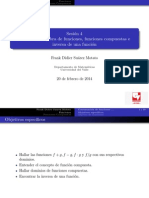 sesión 4 Cálculo I