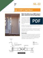 Special-Lite Fire-Rated AMP-Clad Fire Door Brochure
