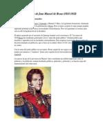 Segundo Gobierno de Juan Manuel de Rosas