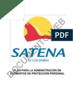 Sat-m48 Plan Para La Administracion de Elementos de Proteccion Personal