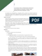 Informacion de Permisos 2013