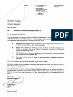 ElectRight Legal Letter