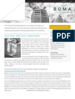 BOMA Greater Cleveland 1st Quarter 2014 Newsletter