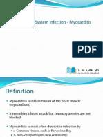 Cardiovascular System Infection - Myocarditis