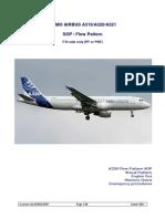 A320 FLOW PATTERN
